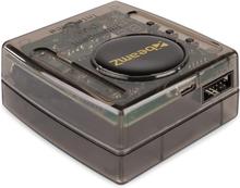 DMX USB-gränssnitt med WiFi för PC/laptop/surfplatta 128 DMX-kanaler