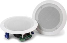 "CSBT60 5,25"" takhögtalar-set Bluetooth vit"