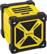 TRK-861 bluetooth-högtalare bärbar batteridriven utomhusbruk gul