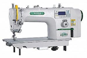 Eagle GC - 9000C Underbed Trimmer symaskin levert bygget opp på en ...