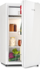Luminance Frost kylskåp 91l A+ crisperfack 2 glashyllor vitt