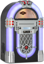 Kentucky Jukebox, BT, FM-radio, USB, SD, MP3, CD-player, vit