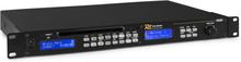 PDC-60 USB/CD player DAB+/FM MP3 fjärrkontroll svart