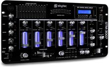 STM-3007 6-kanaler DJ-mixer Bluetooth USB SD MP3