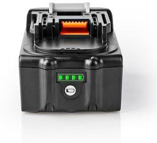Nedis Batteri till Elverktyg | Li-jon | 18 V | 4 Ah | 72 Wh | Ersättning till Makita