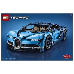 LEGO Technic Bugatti Chiron 42083 - wupti.com