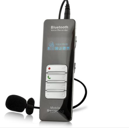 Röst-och samtalsinspelare för Mobiltelefoner - Bluetooth, 8GB