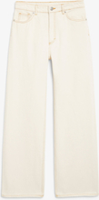 Yoko off-white jeans - White