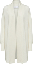 SELECTED Selected People Cashmere Long Cardigan Women White