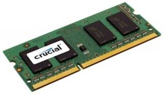 Crucial 8GB DDR3 SODIMM 8GB DDR3 1600Mhz RAM-modul