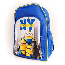 Minions NY Backpack backpack - wupti.com