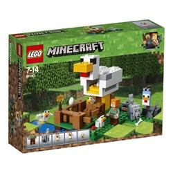 21140 LEGO Minecraft Hønsehuset - wupti.com