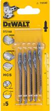 Dewalt DT2168 Sticksågsblad 5-pack