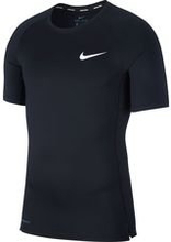 Nike Pro Compression Top - Musta/Valkoinen