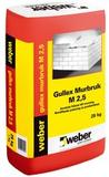 GULLEX MURBRUK M2,5 25KG