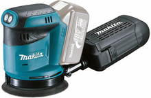 Makita DBO180Z Excenterslip utan batterier och laddare