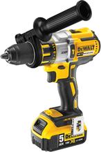 Dewalt DCD996P2 Slagborr/Skruvdragare med batterier och laddare