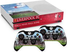 Liverpool dekal xbox one slim bundle