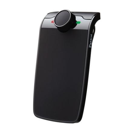 Parrot Minikit+ Bluetooth handsfree, Monteras i solskyddet