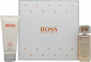 Hugo Boss Boss Orange Woman Presentset 30ml EDT + 100ml Body Lotion