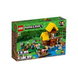 21144 LEGO Minecraft Farmhuset - wupti.com
