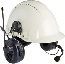 3M Peltor LiteCom Hörselskydd med komradio med hjälmfäste