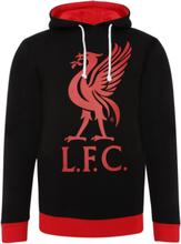 Liverpool huvtröja liverbird svart