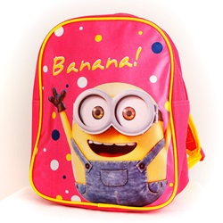 Minions Banana! Børnehave tilbage taske - wupti.com