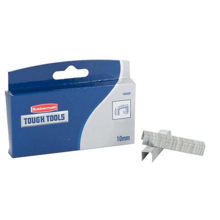 1000 x Rubbermaid tøff verktøy Office Staples - 10 mm