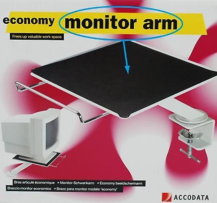 ACCO tunge Swivel Computer/Monitor montering beslag Arm/fod