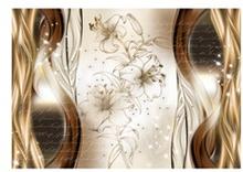 Fototapet - Golden Poem 350x245