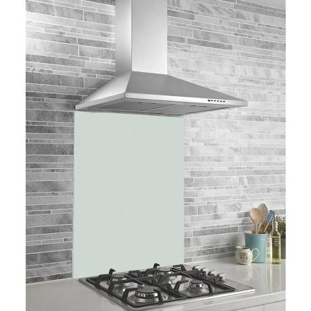 Hafele kjøkken Splashback Panel - Glass - Opal - 795x754x6mm