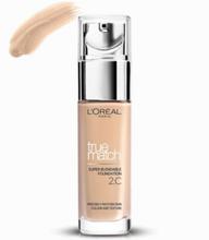 L'Oréal Paris True Match Foundation 30 ml Vanilla
