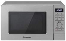 Mikrobølgeovnen med Grill Panasonic Corp. NN-J19KSMEPG 20L 800W Rustfrit stål