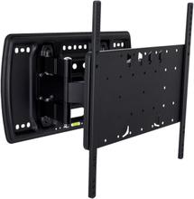 Multibrackets M VESA Super Slim Tilt & Turn - Väggmontering för LCD- /plasmapanel - svart - skärmstorlek: 26-55