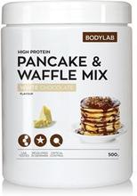BodyLab Protein Pandekage og Vaffel mix White Chocolate (500g)