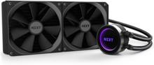 Kraken X62 RGB v2 CPU Køler - Vandkøling - Max 38 dBA