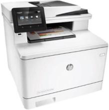 LaserJet Pro MFP M477fdw Laserprinter Multifunktion med Fax - Farve - Laser