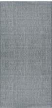 Flatvävd / slätvävd matta Belfort - Antracit - 133x190 cm