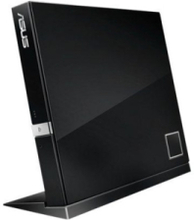 SBC-06D2X-U/BLK/G/AS - Bluray-ROM (Læser) - USB 2.0 - Sort