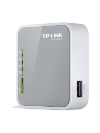 TL-MR3020 Portable 3G - 4G N Standard - 802.11n