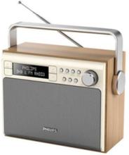 Bærbar radio AE5020/12 - DAB/DAB+/FM - Mono - Beige