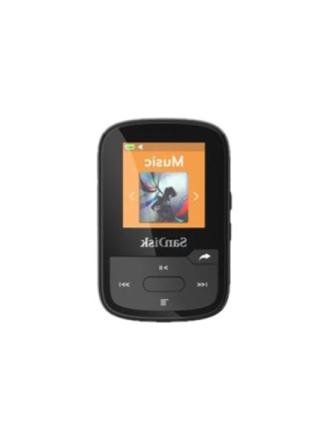 Clip Sport Plus Black - 16GB