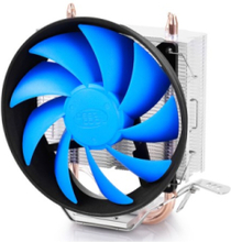 GAMMAXX 200T CPU Køler - Luftkøler - Max 21 dBA