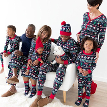 Christmas Kids Womens Men Festival Family Loungewear Sleepwear Kid 120 Cm