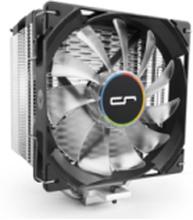 H7 Quad Lumi CPU-fläktar - Luftkylare - Max 25 dBA