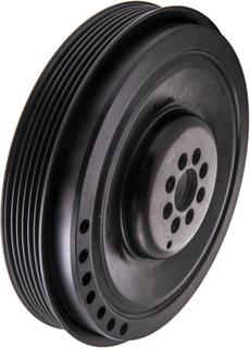 for VW Phaeton 3D Touareg 7P5 3.0 V6 TDI Diesel Crankshaft Pulley 059105251AD