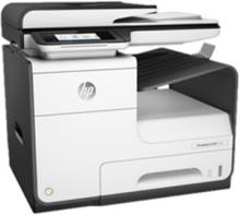 PageWide Pro 477dw Blækprinter Multifunktion med Fax - Farve - Blæk