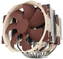 NH-D15 CPU Køler - Luftkøler - Max 24 dBA