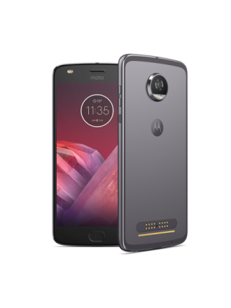 Moto Z2 Play 64GB - Lunar Grey